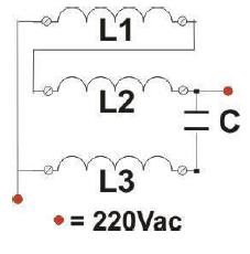 Motori elettrici modifica da trifase a monofase teoria for Collegare fili elettrici